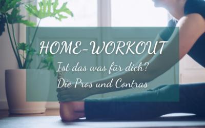 Home-Workout: Ist das was für dich? Die Pros und Contras