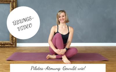 Pilates-Atmung: Wie sie geht und wie sie dir im Alltag hilft!